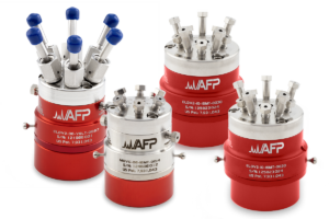 Quatre-gas-chromatographic afp